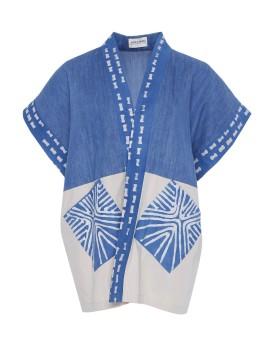 Arkana Kimono Blue B