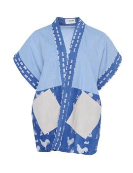 Arkana Kimono Blue C