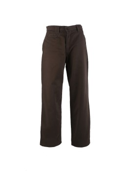 Brown Utility Pants