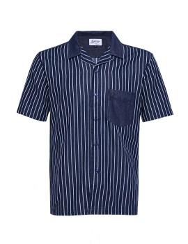 Denim Charlie Shirt Striped