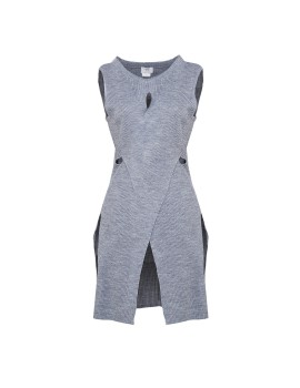 Buro Vest Light Grey