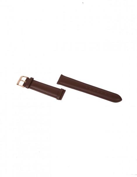 Interchangeable Basic Brown Strap size 20