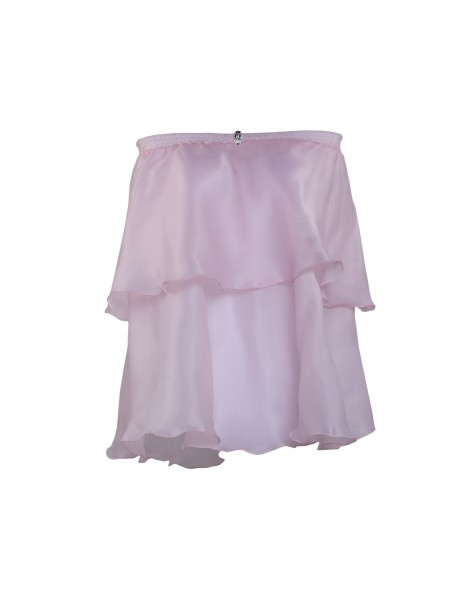 Statice Top Pink