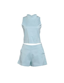 Bleu set Pastel Blue