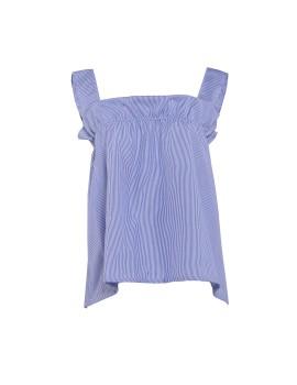 CARROL Blue White Striped
