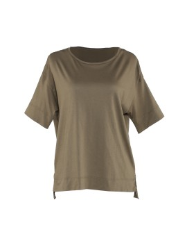 Ultrasoft Oversized T-shirt Olive