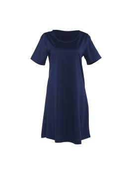 Ultrasoft Comfy Dress Navy