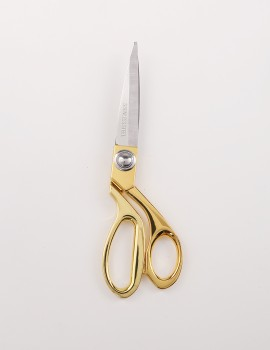 Elegant Scissors Gold