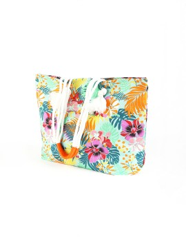 Tropical Tote Bag Green