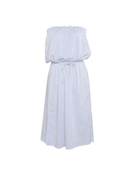 Marisol Dress White