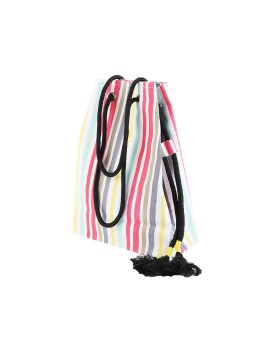 Stripe Rainbow Summer Bag