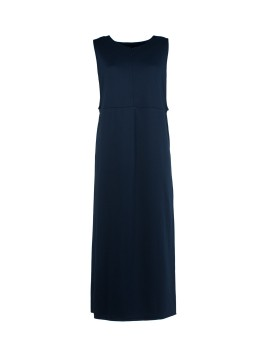 Luzana Dress in navy