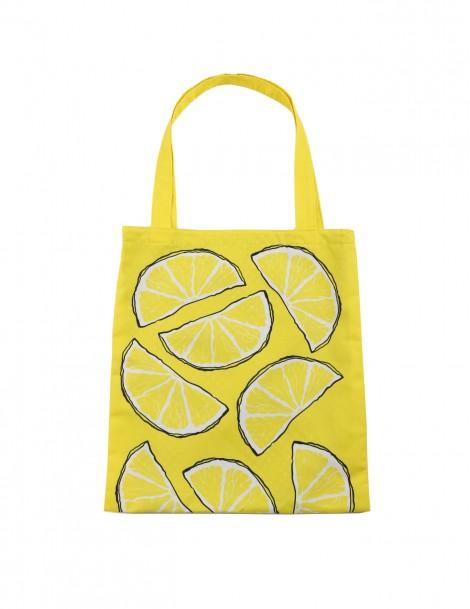 Lemon Totebag,