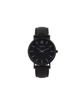 Bouverie Black Grey 36 mm