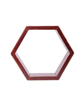 Hex Shelf in Vintage