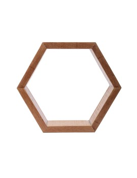 Hex Shelf in Natural