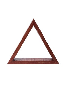 Triangular Shelf in Vintage