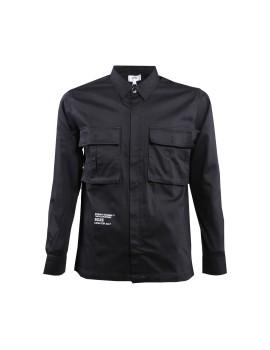 Anticlockwise Pocket Jacket Black