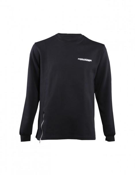 Bottom Zip Sweatshirt