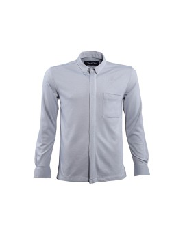 PQ Modified Shirt Grey