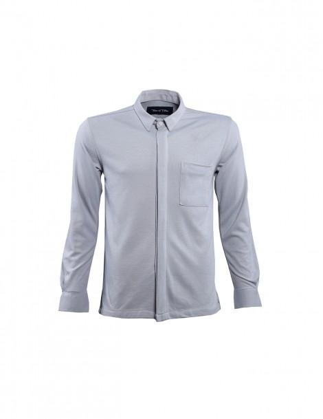 PQ Modified Shirt Grey