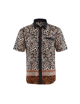 Men Batik Shirt Cagus