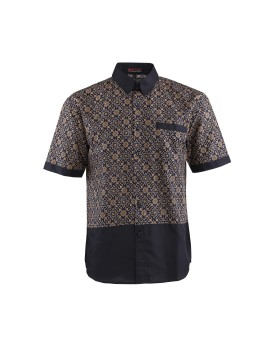 Men Batik Shirt Truntum