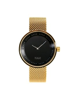 Toba Gold-Black Mesh Gold (Women)