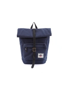 Rengganis Roll Top Backpack Navy
