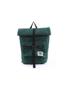 Rengganis Roll Top Backpack Green