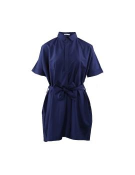 Navy Ronan Dress
