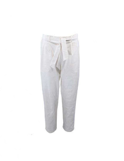White Perry Pants
