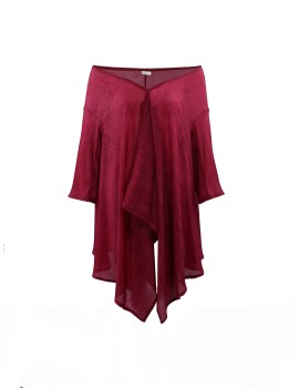 Blouse Rocco Burgundy