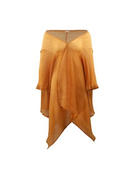 Blouse Rocco Mustard