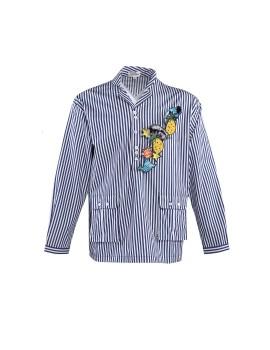 Triton Shirt Grey