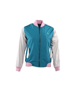 Bomber Tosca Green Turquoise