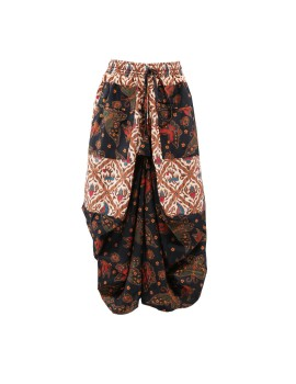 Isyana CR Sack Skirt Brown