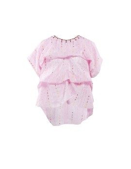 Amala Top Shorsleeve Pink