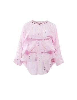 Amala Top Longsleeve Pink