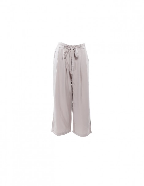 Austen Culotte Pants Light Grey