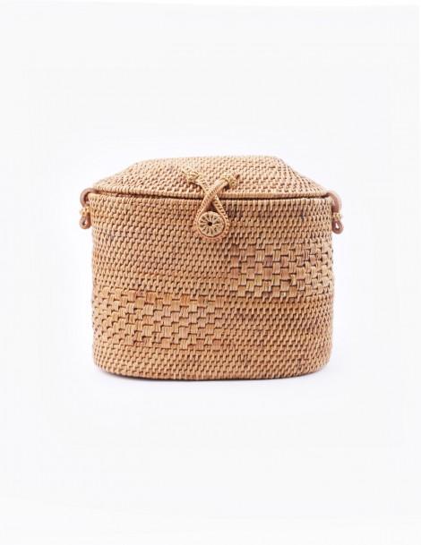 Rattan Bag Two Pattern