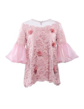 Vielda Top Pink
