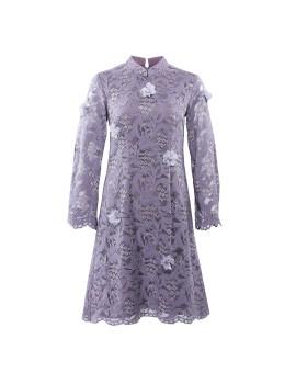 Kalya Dress Purple
