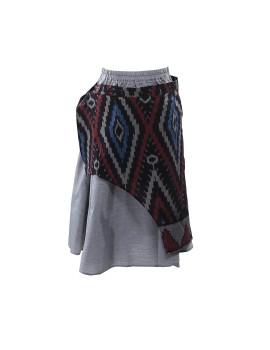 Malika Skirt Grey