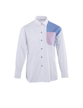 Camilla Shirt White