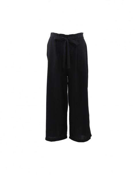 Austen Culotte Pants Black