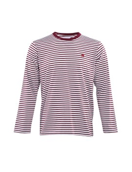 Striped Long Tee RW