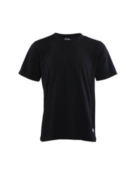 Basic Crewneck Tee Black