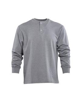 Chief Henley Shirt Cloud