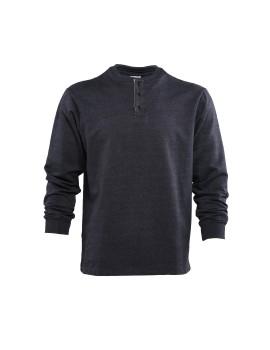 Chief Henley Shirt Coal